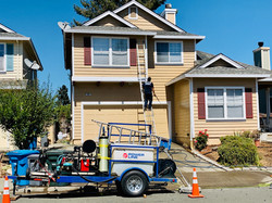 Exterior House Wash