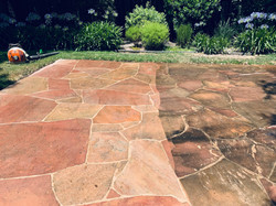 Flagstone Cleaning