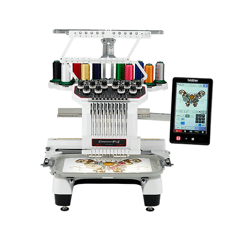 Brother PR1050X Professional Embroidery Machine