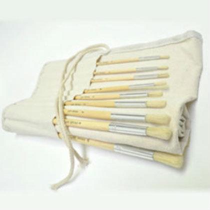 Prime Art Brush Set in Roll 18 Pcs