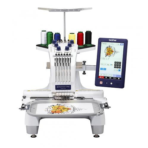 Brother PR670EC 6-Needle Embroidery Machine
