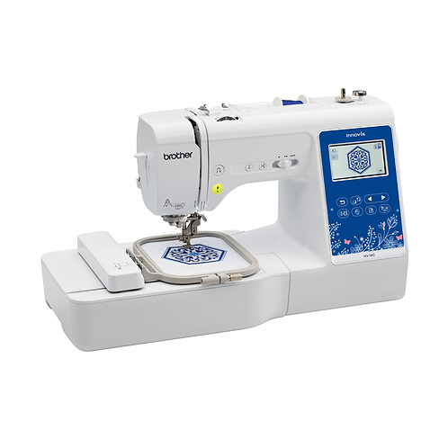 Brother NV180 Combination Sewing & Embroidery Machine