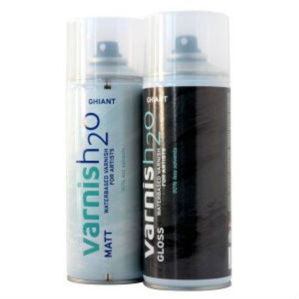 Varnish Spray 400ml – Water Based
