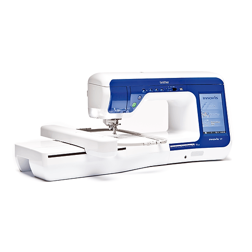 Brother V7 Combination Sewing & Embroidery Machine