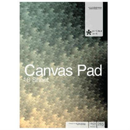 Canvas Pads: Prime Art Canvas Pad 265gsm