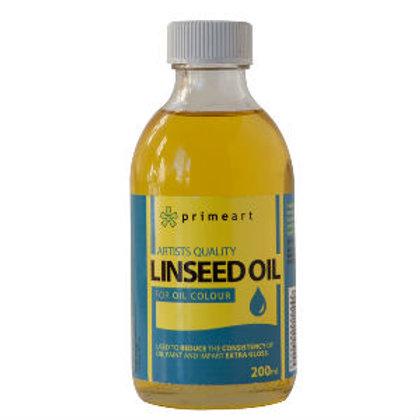 Prime Art Refined Linseed Oil Medium