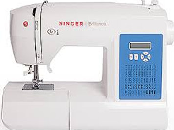 SINGER Brilliance 6160 Electronic Sewing Machine
