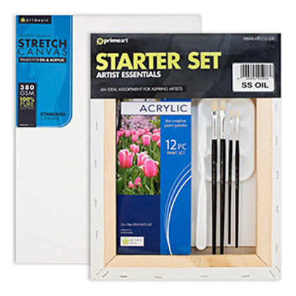 Starter Sets Acrylic - Oil