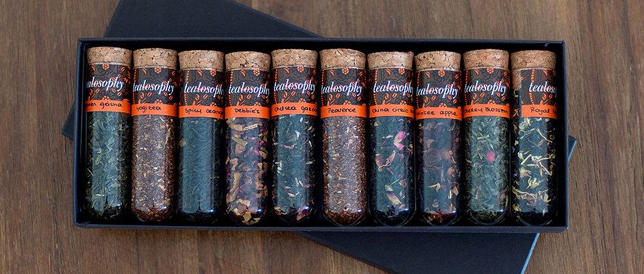 Tea Tasting Adventure - Un viaje al mundo del té!