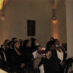 Chorale Messe de Noel de 19h a Mouans Sartoux