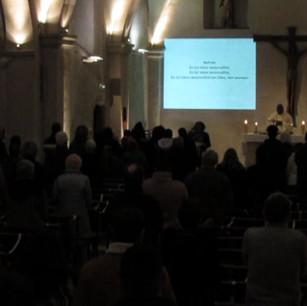Choral messe de Noel 2020 Eglise de Mouans Sartoux