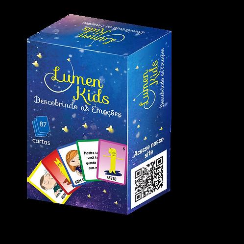 Juego para niños Lumen - Descubriendo emociones