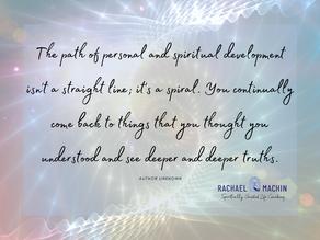 A common misconception about spiritual development...
