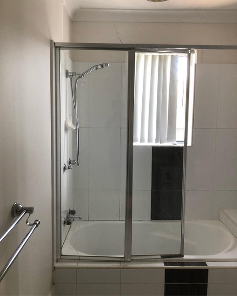 Bond Clean Shower - After