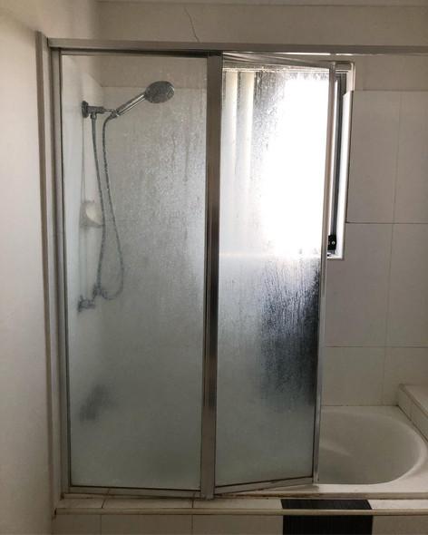 Bond Clean Shower - Before