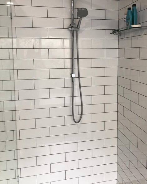 Shower Cleaning - After