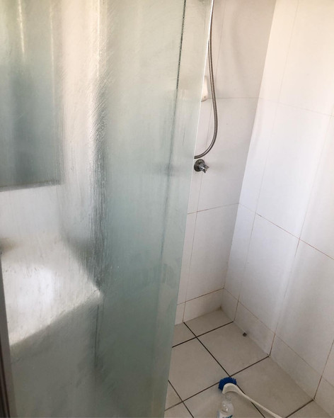 Bond Clean Shower - Before