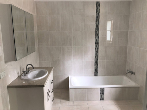 Builders Clean - Bathroom