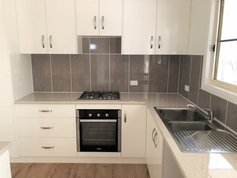 Builders Clean - Kitchen
