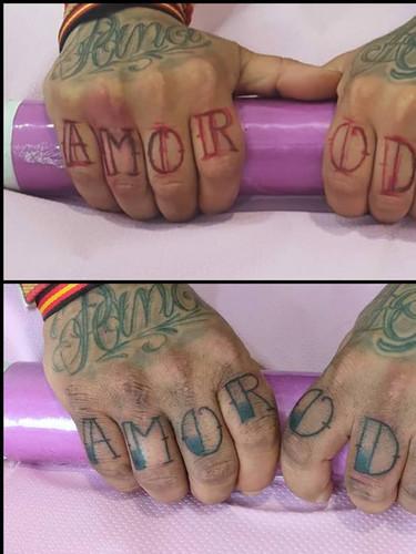 dedos free hand