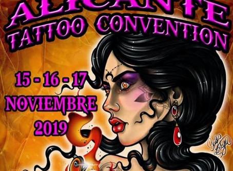 Este fin de semana se celebra la 2ª edición de la Alicante Tattoo Convention