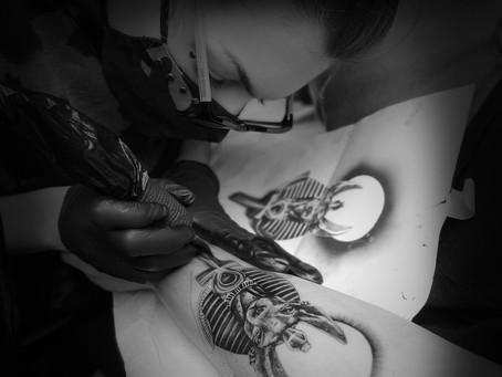 Llegan nuevos cursos de tattoo
