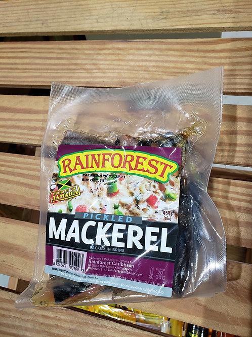 Salt Mackerel