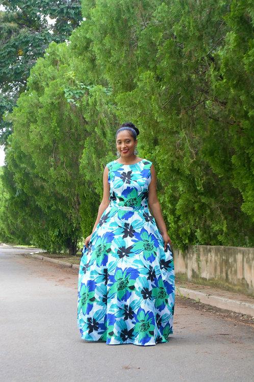 Jeniva Dress-Jamaican Gyal Genesis Line