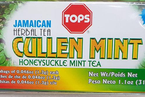 Honeysuckle Mint Tea