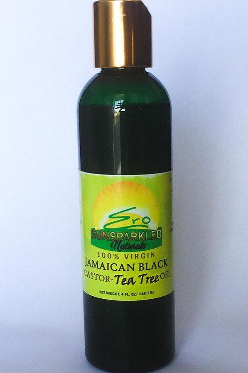 Jamaican Black Castor & Tea Tree Oil