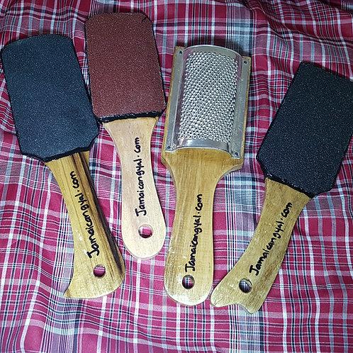 Foot Scrub Kit
