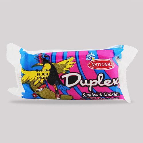 Duplex Sandwich Cookie