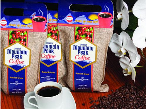 Mountain Peak Roasted & Ground Coffee