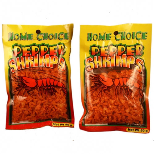 Jamaican Peppered Shrimp 85g