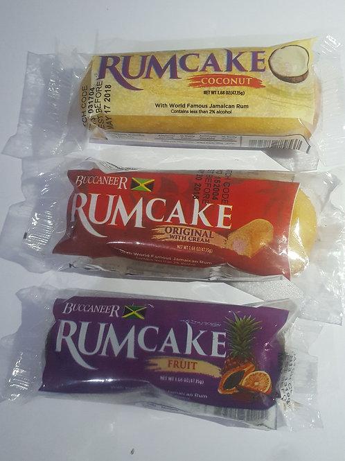 Rum Cake Pack