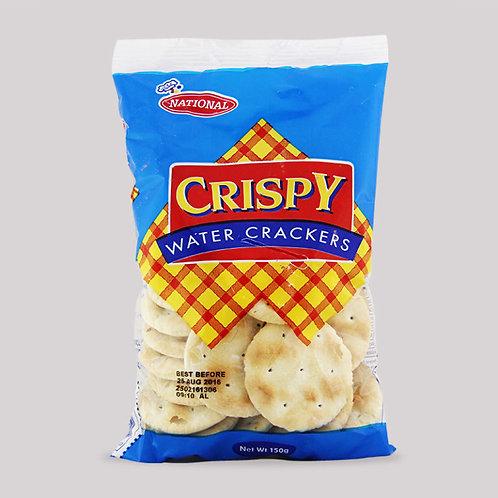 Crispy Water Crackers