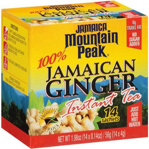 Jamaican Mountain Peak Ginger Tea