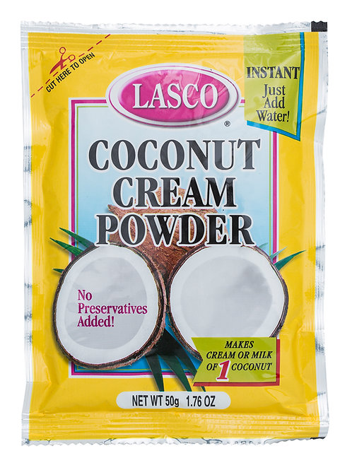 Lasco Coconut Cream Powder 50g