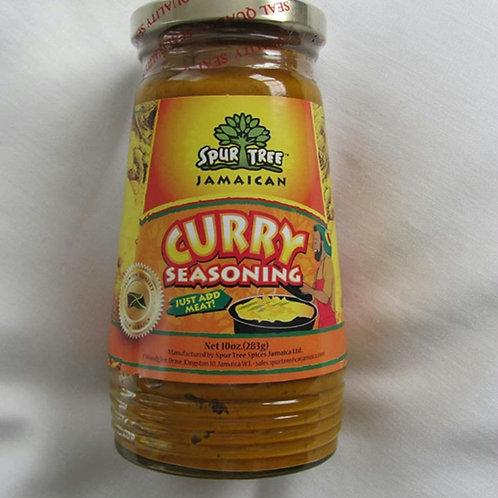 Jamaican Curry Paste