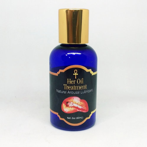 Her Oil Treatment -Sexual Arousal Lubricant