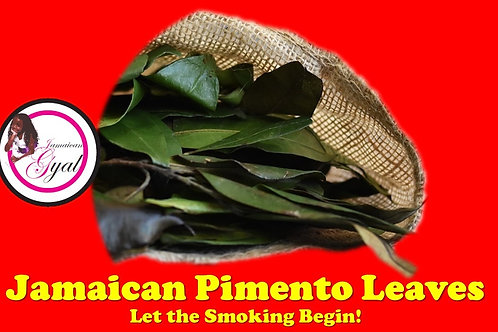 Jamaican Pimento Leaves 100g