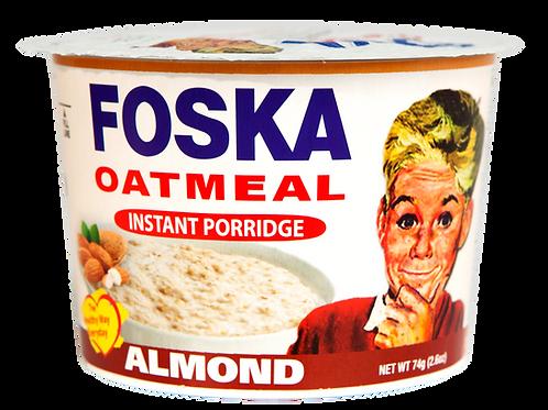 Foska Instant Porridge Almond 74g