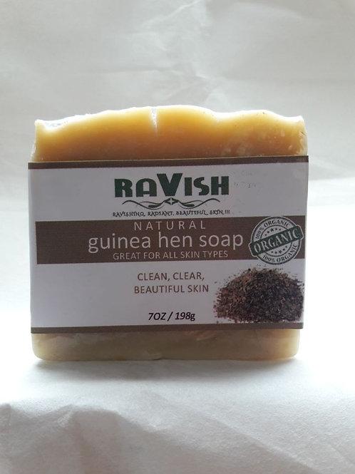 Guinea Hen Soap