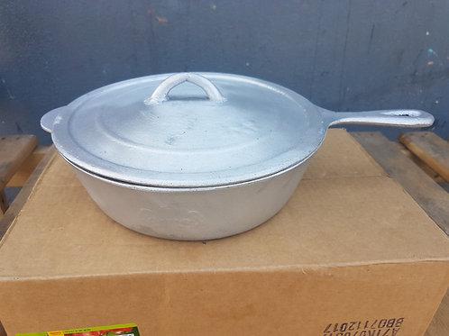 Flat Dutch Pot