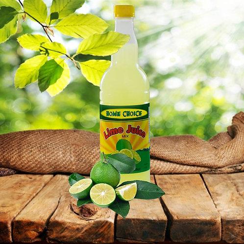 Lime Juice 750ml