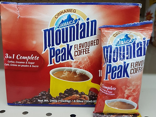 3 in 1 Mountain Peak Coffee-Cinnameg
