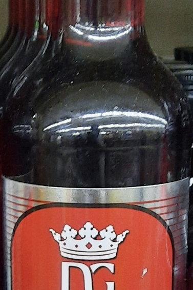 D& G Sorrel Rum 750ml