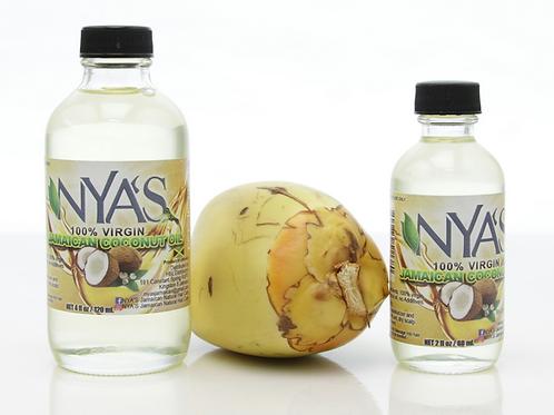 Nya Coconut Oil 2oz