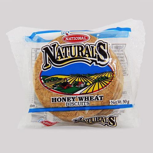 Honey Wheat Cookie
