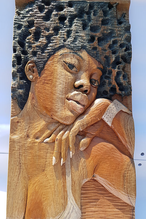 Her- Wood Carving